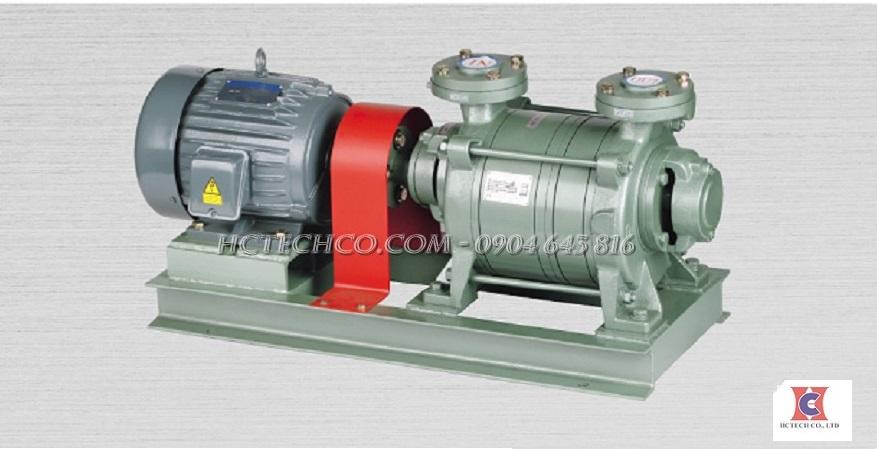 Bơm hút chân không vòng nước HanChang HWVP-2-045