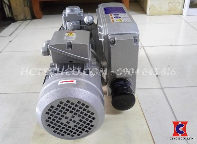 Bơm hút chân không vòng dầu WonChang WOVP 0060