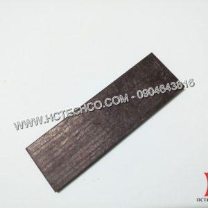 Cánh gạt composite 722000270 lọi sợi caarbon tăng độ cứng, chống mài mòn