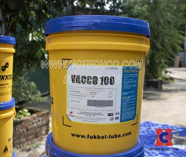 Dầu bơm hút chân không Vacco 100