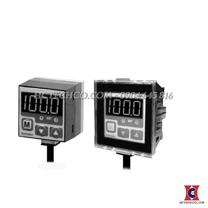 Đồng hồ đo áp suất chân không điện tử