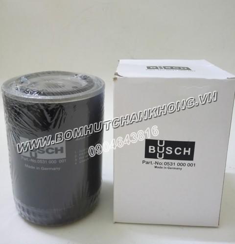 Lọc dầu Busch 0531-000-001 giá thành cạnh tranh tại HCTECH