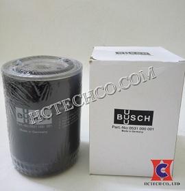 lọc dầu bơm chân không Busch 0531 000 005 có các đặc điểm
