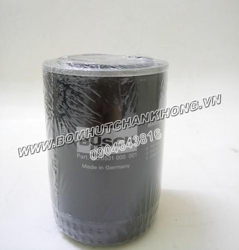 Lọc dầu Busch 0531-000-001 độ bền cao, lọc dầu chân không hiệu quả