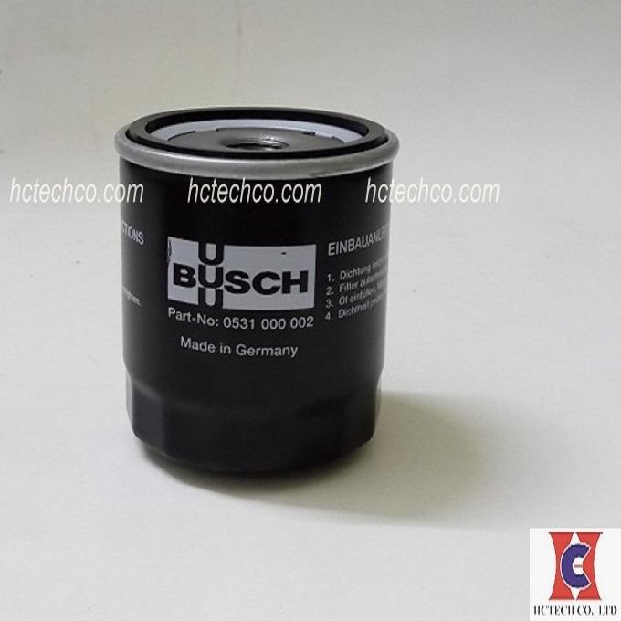 Lọc dầu bơm hút chân không Busch 0531 000 002