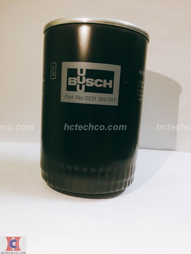 Lọc dầu bơm chân không Busch 0531-000-001