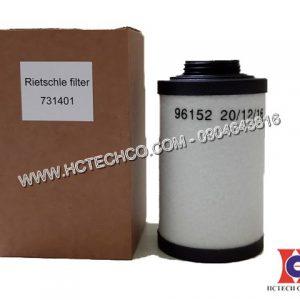 lọc tách dầu Riestchle 731401-0000