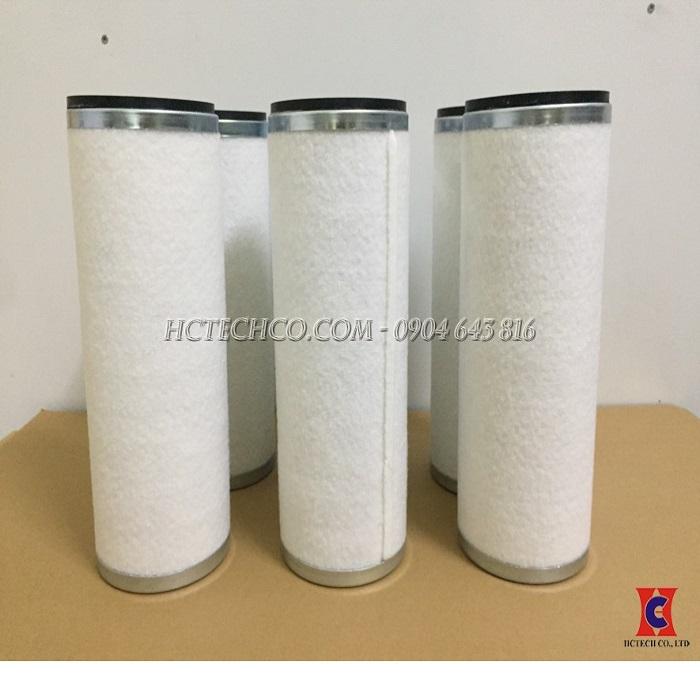 Lọc tách dầu bơm hút chân không Wonchang