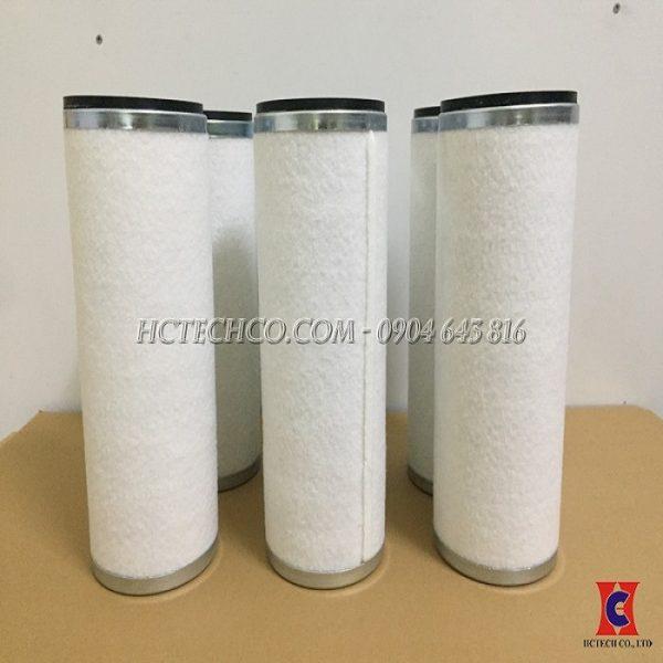 Lọc tách dầu bơm chân không WonChang 02120A