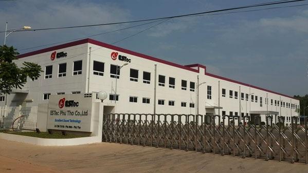 Dự án lắp đặt bơm chân không vòng nước cho nhà máy ESTEC – Phú Thọ
