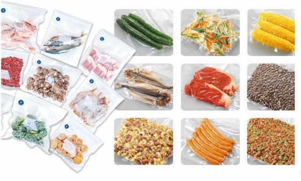 Thực phẩm hút chân không giúp bảo quản được lâu dài