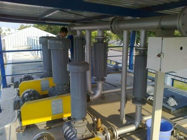 Khám phá ứng dụng máy thổi khí trong xử lý nước thải chuyên nghiệp