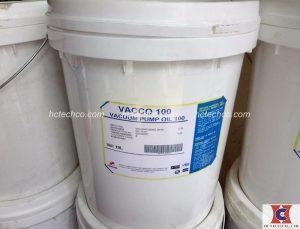 Dầu chân không Vacco 100 chất lượng xuất xứ Nhật