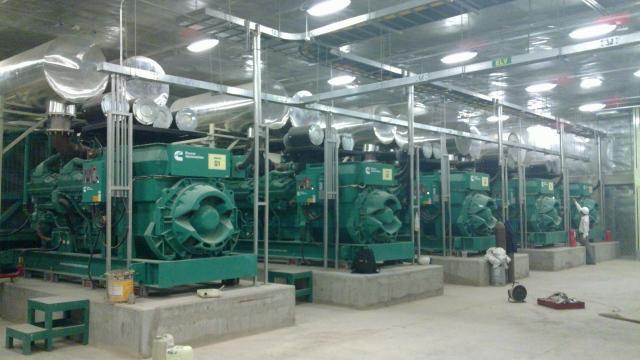 Ứng dụng chân không trong ngành sản xuất điện năng