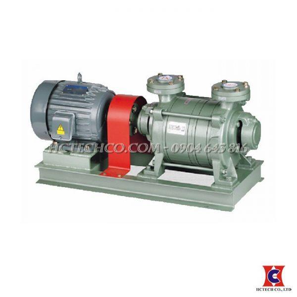 Bơm chân không vòng nước HanChang HWVP-1-700 1 cấp