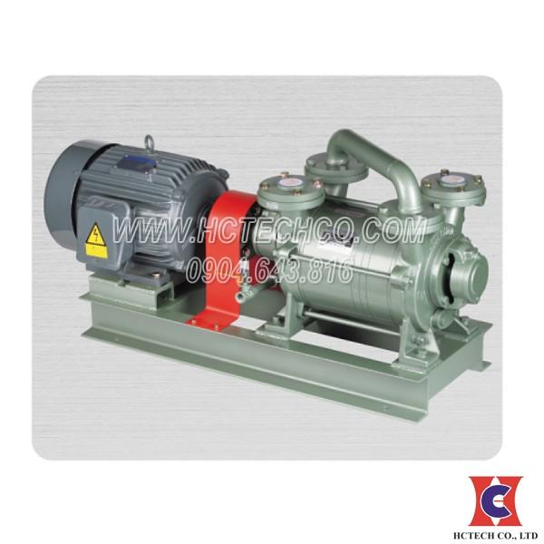 Bơm hút chân không vòng nước HanChang HWVP-2-1000