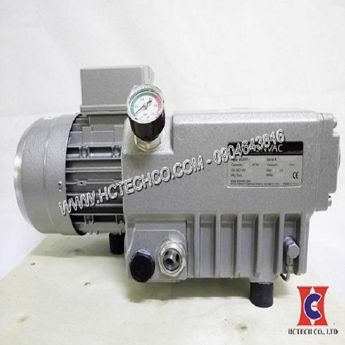 Bơm hút chân không vòng dầu Wonchang WOVP- 0040MN