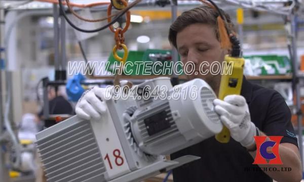 Bơm hút chân không Edwards chính hãng, đảm bảo chất lượng tại HCTECH