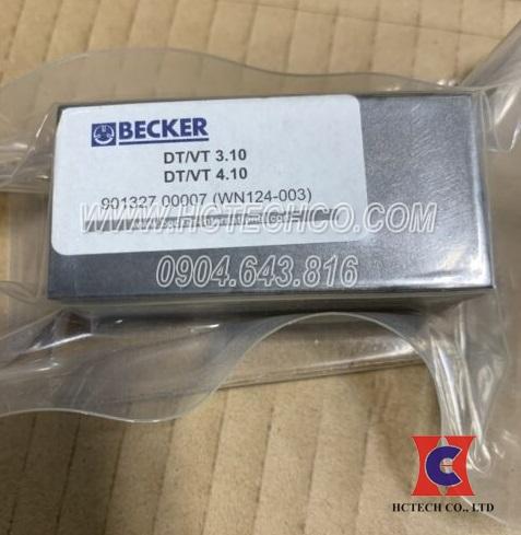 Cánh gạt carbon bơm hút chân không Becker 90132700007 WN124-003