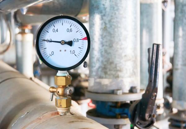 đồng hồ đo áp suất sử dụng để đo áp suất của hệ thống