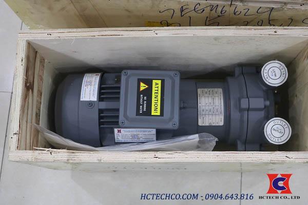 Máy bơm chân không vòng nước công suất 5.5kW tại HCTECH