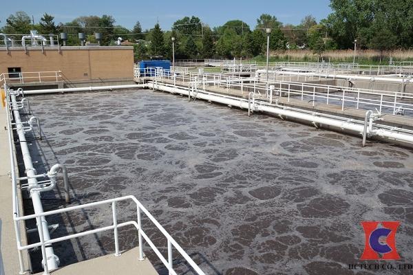 Ứng dụng máy thổi khí xử lý nước thải, thiết bị nào phù hợp?